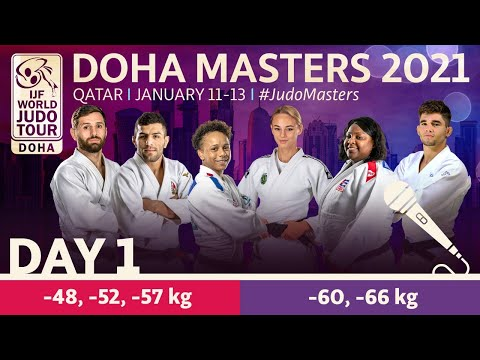 Doha World Judo Masters 2021