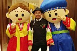 Солонгос дахь монголын уран бүтээлч залуучуудын Соёмбо нэгдэл