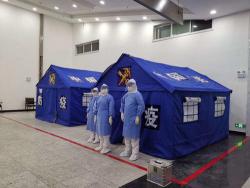 Манжуур хотын бүх оршин суугчдыг коронавирусний шинжилгээнд хамруулж байна