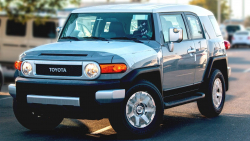 2021 Toyota FJ Cruiser