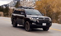 2022 Toyota Land Cruiser LC300