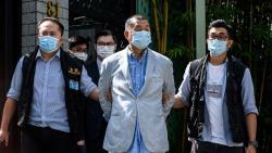 Хонконгийн ардчиллыг дэмжигч Жимми Лайд нэг жилийн хорих ял оноожээ.