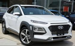 Hyundai Kona шинэ