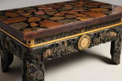 Чүнчигноров тавцан шигтгээтэй ширээ