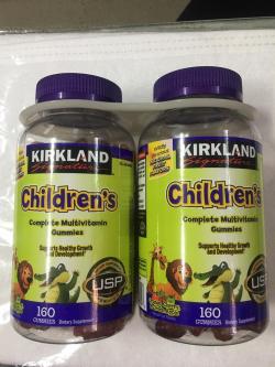Хүүхдийн мульти витамин Үнэ:35000төг(160ш) Утас:99011632