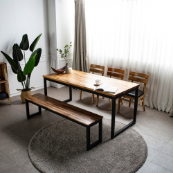 Үнэ-280.000 вон ширээ сандал 6 хүний