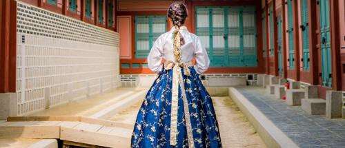 Солонгосын үндэсний хувцас (Ханбук)