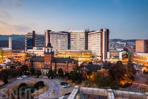"""""""Соүл""""-ийн үндэсний их сургуулийн Нэгдсэн эмнэлэг буюу """"Seoul National University Hospital"""""""
