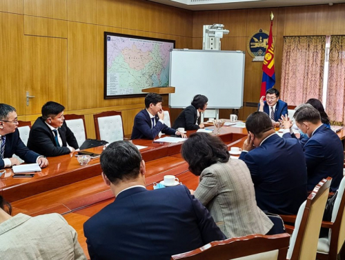 """Монгол Улс, Дэлхийн Банктай """"Ковид-19"""" халдвараас урьдчилан сэргийлэх чиглэлээр хамтран ажиллана"""