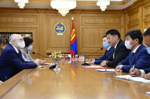 АНУ-д амьдарч, ажиллаж байгаа монгол иргэдэд туслалцаа, дэмжлэг үзүүлэхийг хүсэв