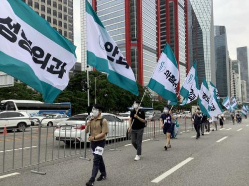 """Солонгосын """"Залуу Эмч"""" нар улс орон даяар нэгэн зэрэг ажил хаялт зарлалаа."""