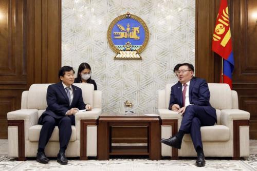 Монгол, Солонгос хүнс үйлдвэрлэлийн салбарт хамтрах шинэ боломж нээнэ