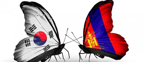 Солонгосын зан араншинтай холбоотой үг хэллэг