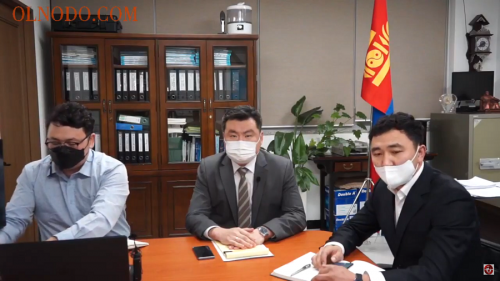 Монгол Улсаас БНСУ-д суугаа ЭСЯ-ны Консулын хэлтсийн дарга Л.Хаш-Эрдэнэ мэдээлэл өглөө.