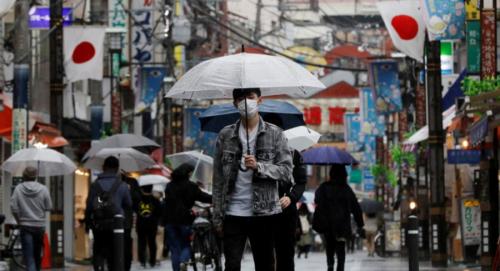 Японы долоон мужид коронавирустэй тэмцэх чангатгасан арга хэмжээ хэрэгжиж эхэллээ.