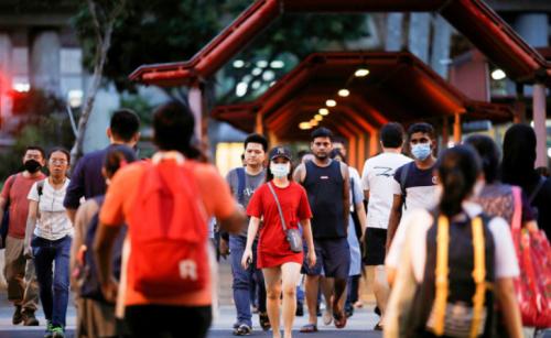 Сингапур хязгаарлалтаа хэсэгчлэн цуцалжээ