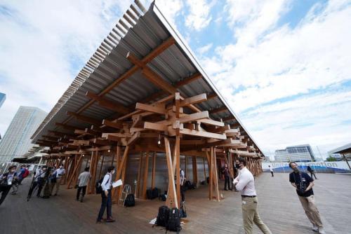 """""""Токио-2020"""" олимпын тамирчдын тосгоныг танилцууллаа"""
