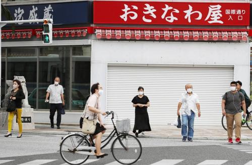 Окинава муж дахь онц байдал долдугаар сарын 11-нийг хүртэл үргэлжилнэ