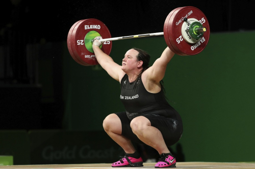 Олимпод оролцсон анхны трансжендер тамирчин
