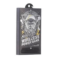 PZX power bank 8000mAh хүчин чадалтай.